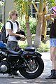josh hutcherson motorcycle date 15