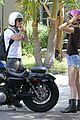 josh hutcherson motorcycle date 19