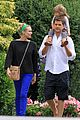 diane kruger joshua jackson sunday brunch with niece 27