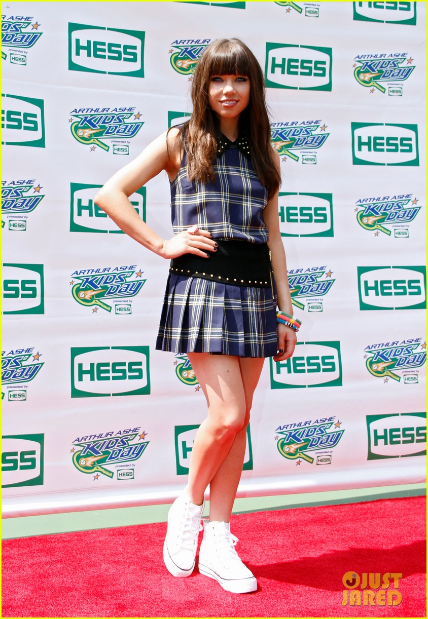 carly rae jepsen adam young arthur ashe kids day 182708668