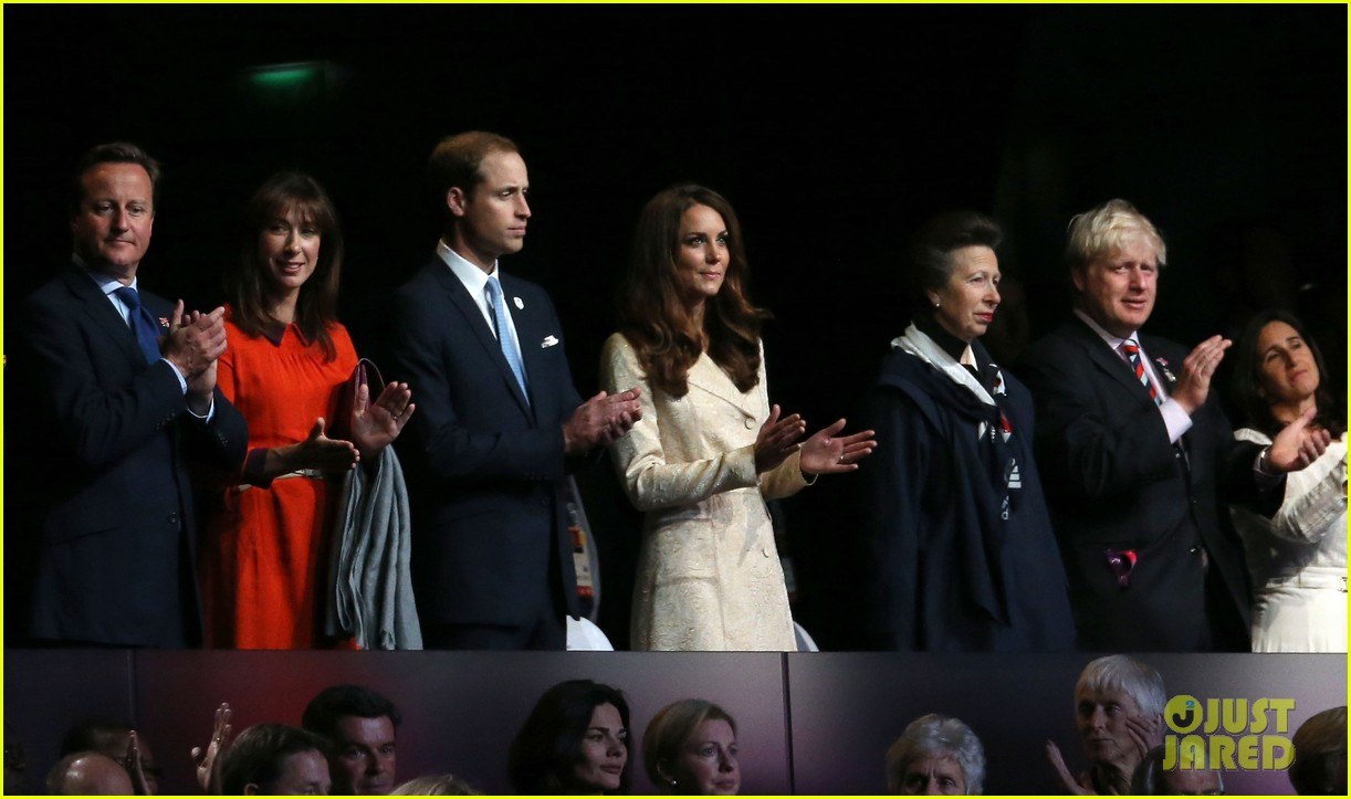 duchess kate prince william paralympics opening ceremony 13