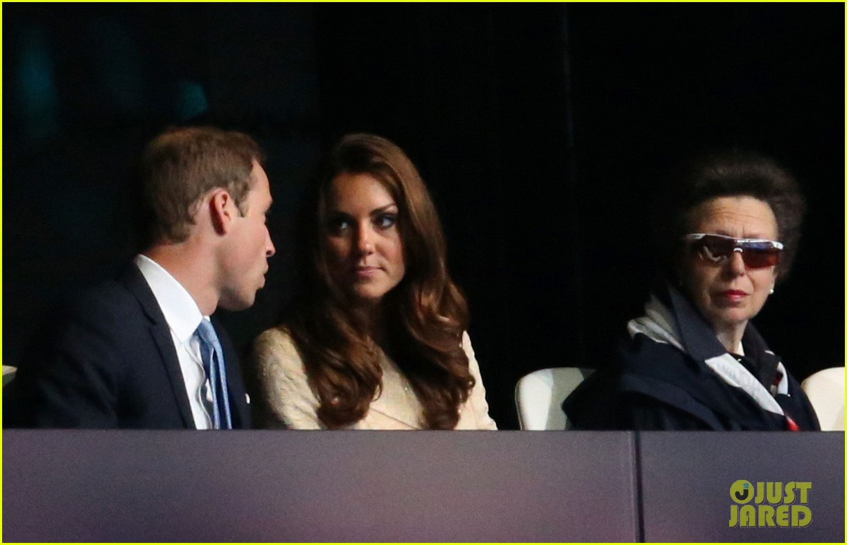 duchess kate prince william paralympics opening ceremony 21