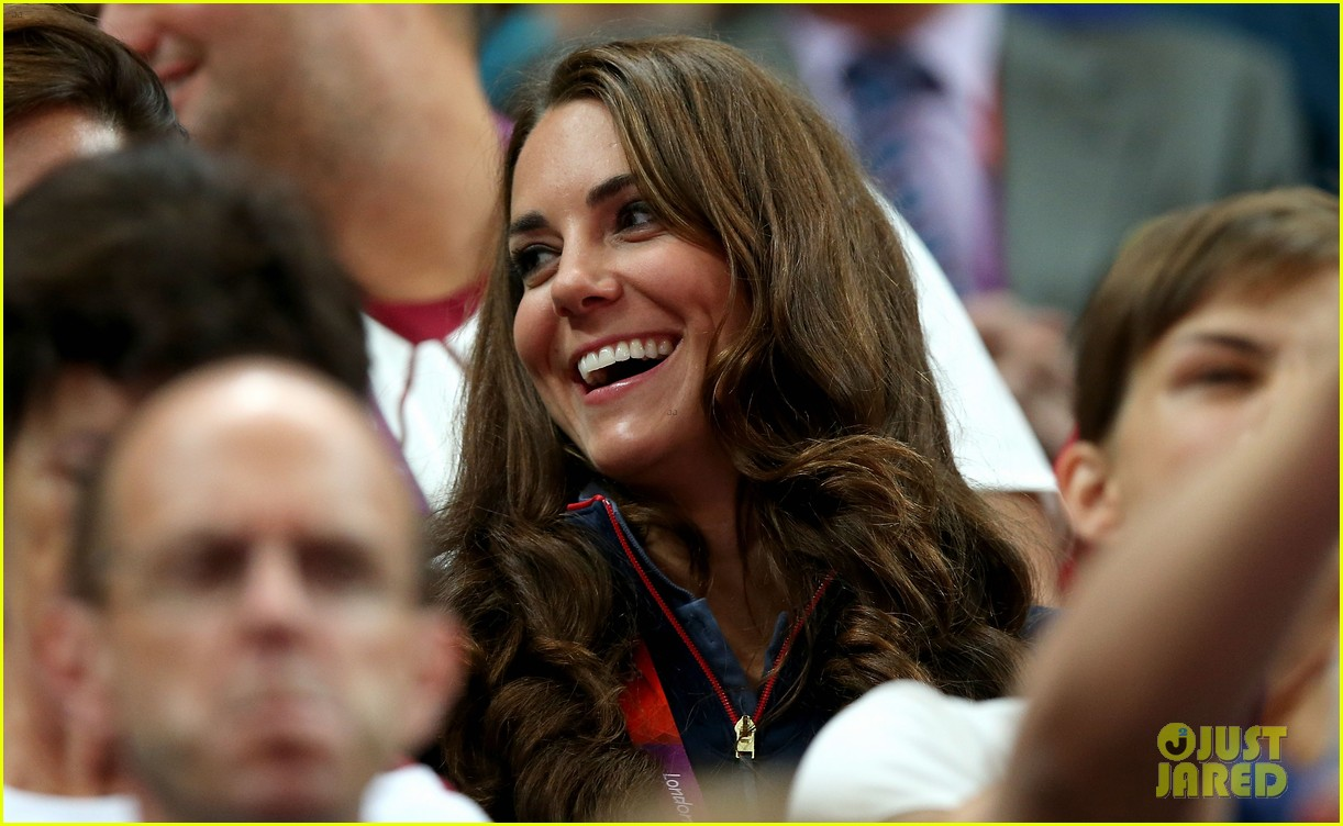 duchess kate olympic spectator 122697399
