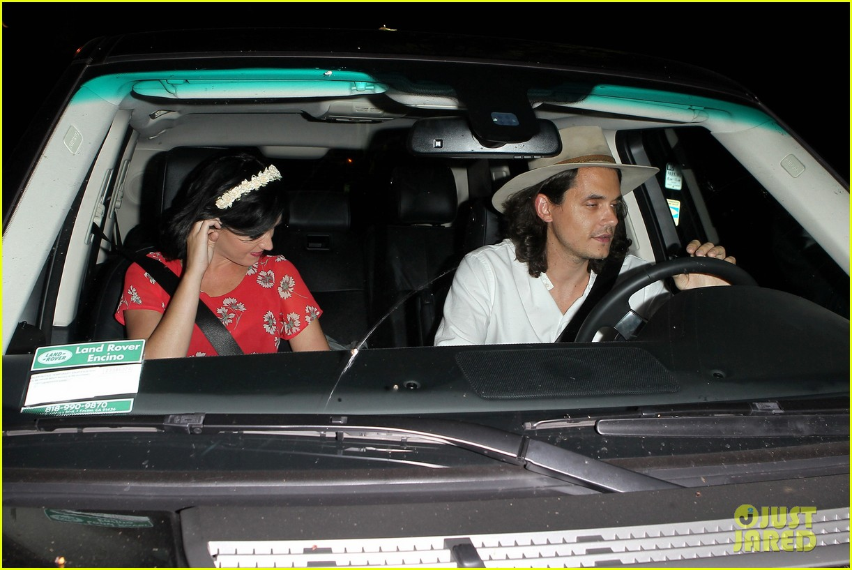 katy perry john mayer late night los feliz 142700656