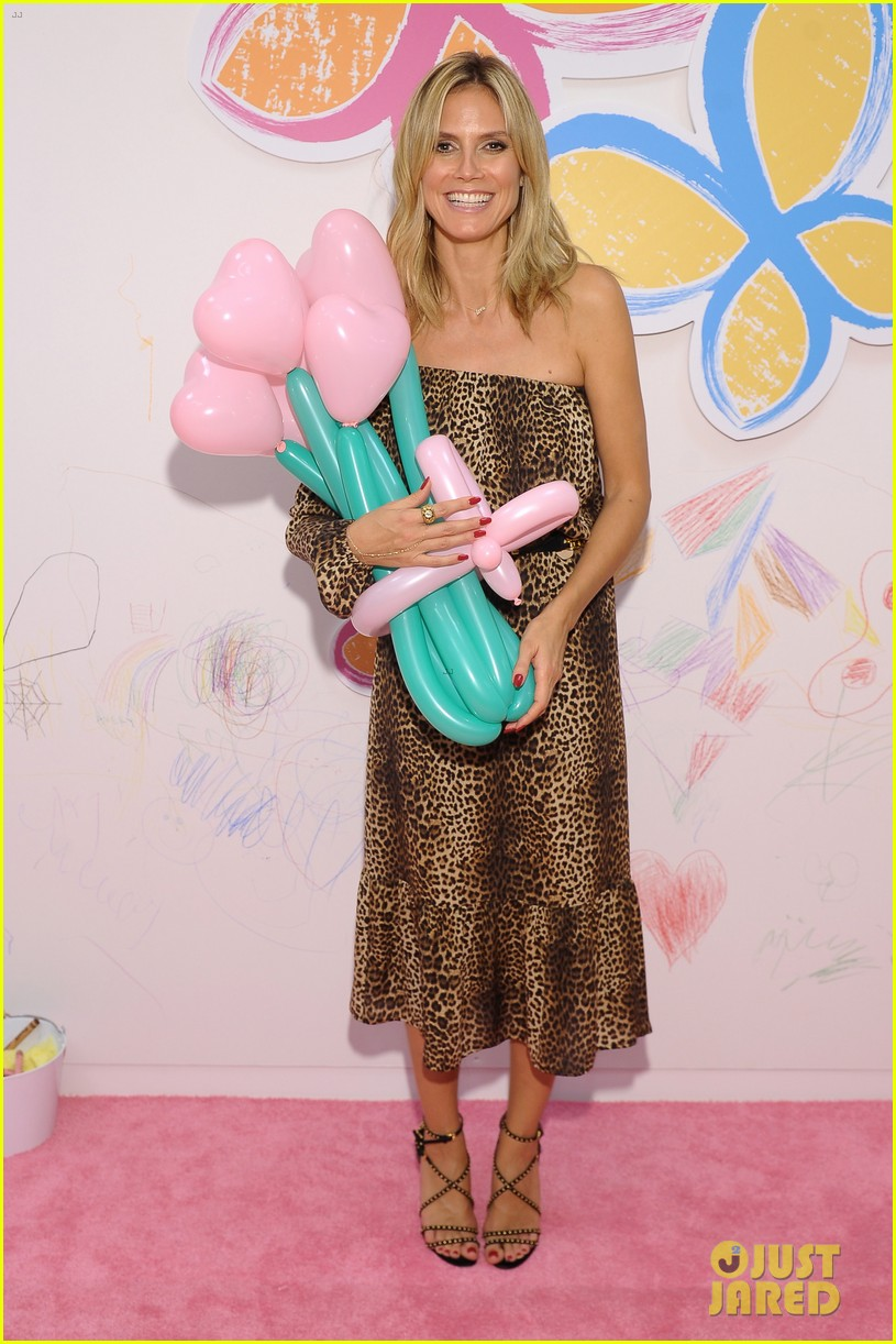 heidi klum launches truly scrumptious for babies r us 15