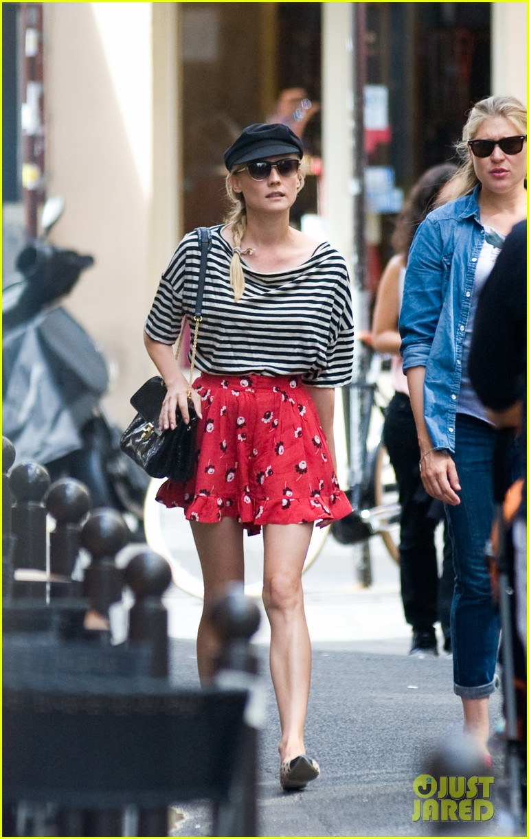 diane kruger shops paris 032711246