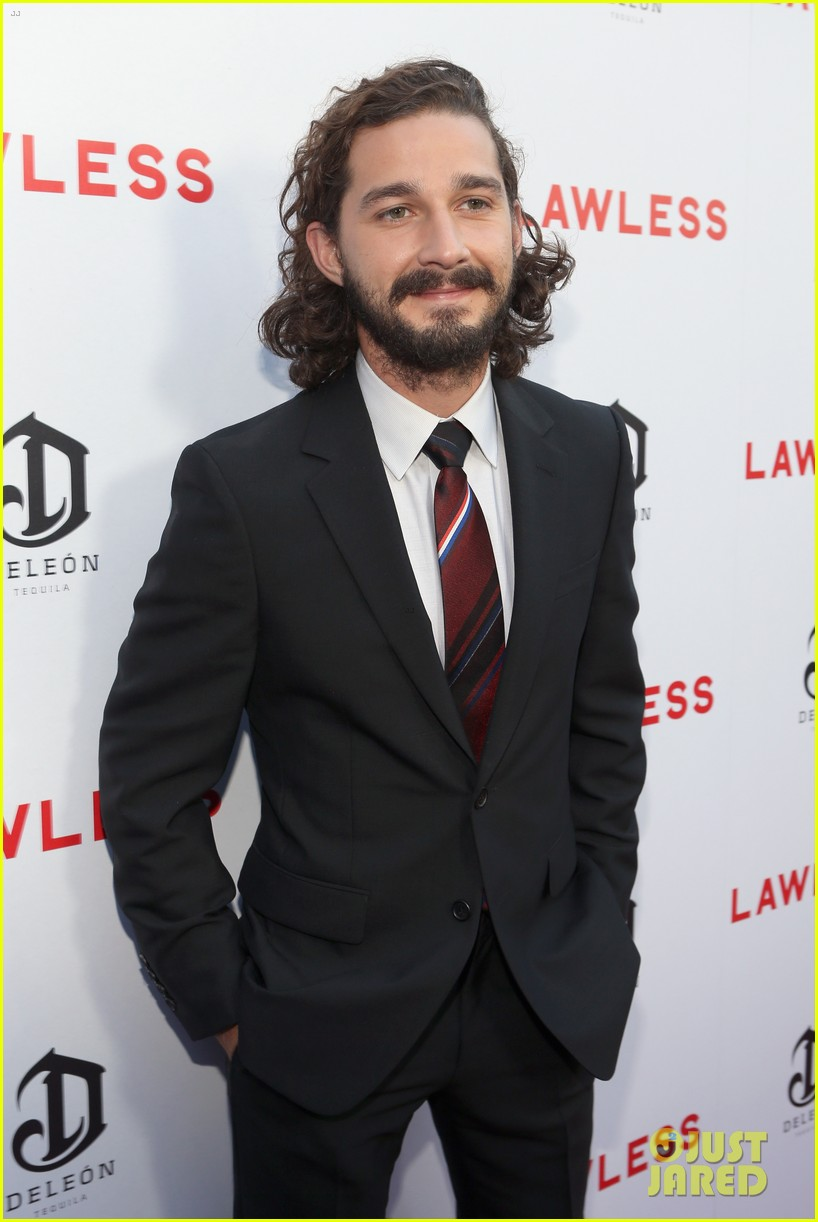 shia labeouf liberty ross lawless hollywood premiere 142707083