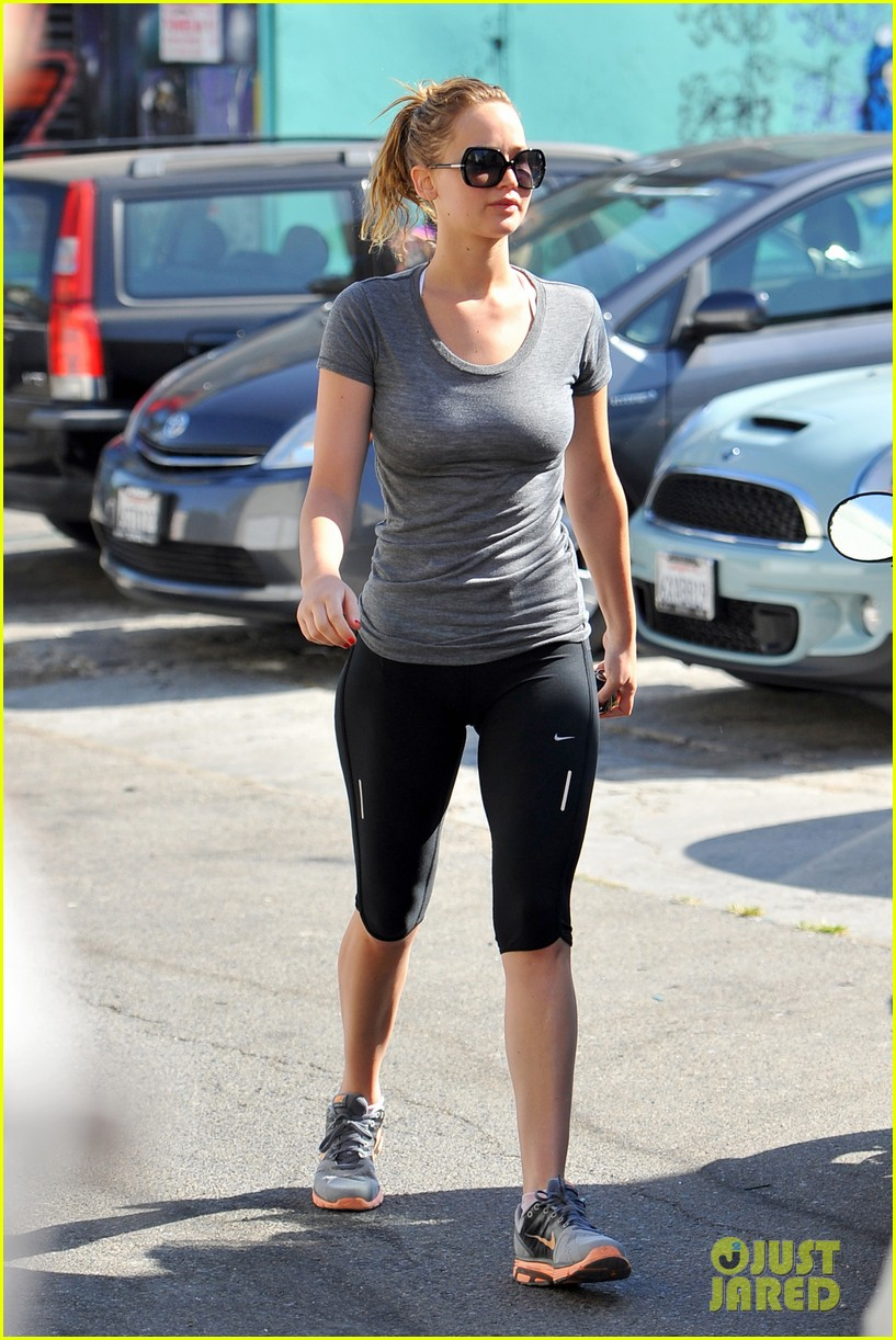 jennifer lawrence boxing gym 12