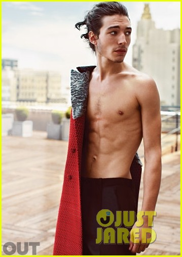 logan lerman ezra miller out magazine 022702507