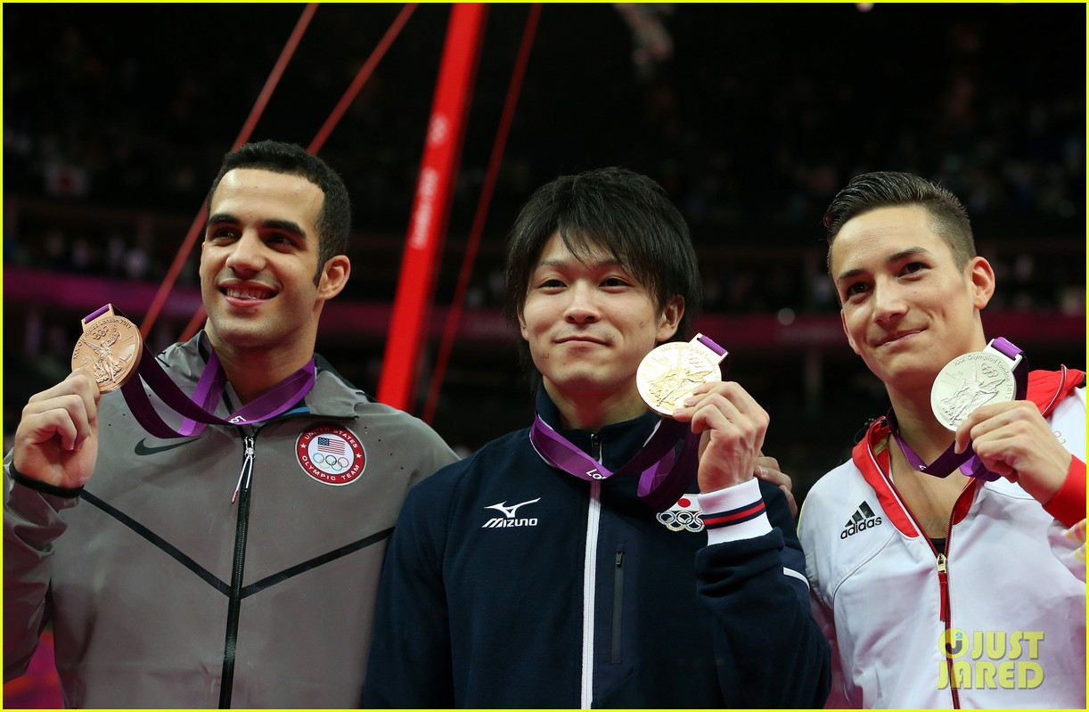 danell levya wins bronze in mens individual all around final 26