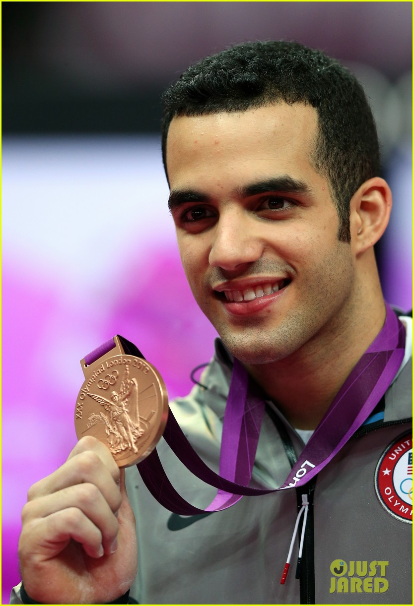 danell levya wins bronze in mens individual all around final 33