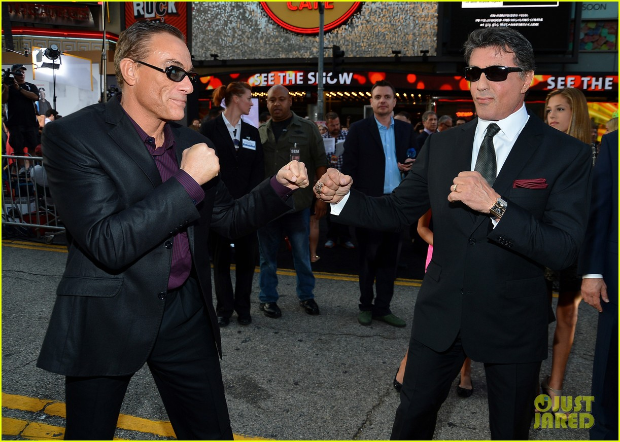 ryan lochte expendables 2 premiere with sylvester stallone 43