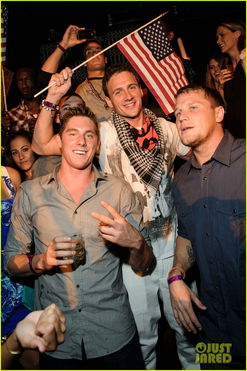 ryan lochte las vegas pool party weekend 502704495