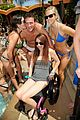ryan lochte las vegas pool party weekend 19