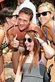 ryan lochte las vegas pool party weekend 21