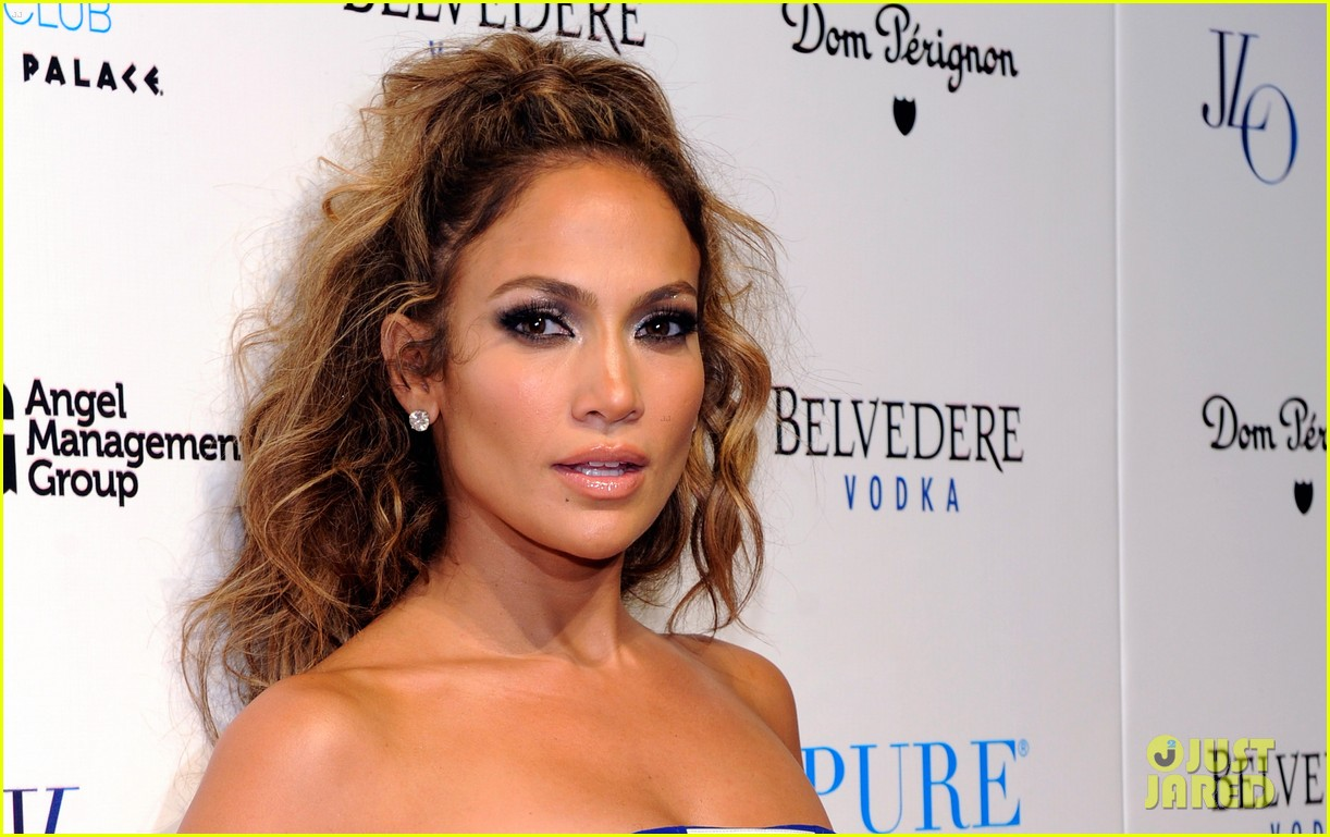 jennifer lopez pure nightclub post concert party 14
