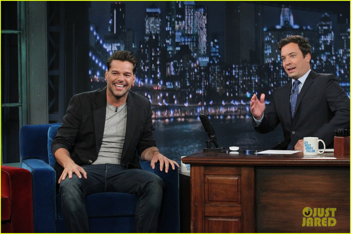 ricky martin general hospital with jimmy fallon 02