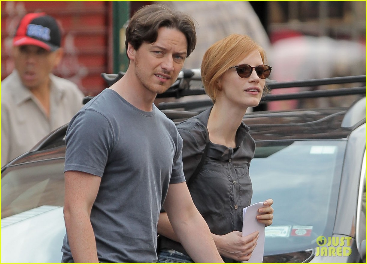 jessica chastain james mcavoy film eleanor rigby 022705695