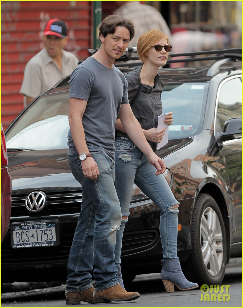 jessica chastain james mcavoy film eleanor rigby 042705697