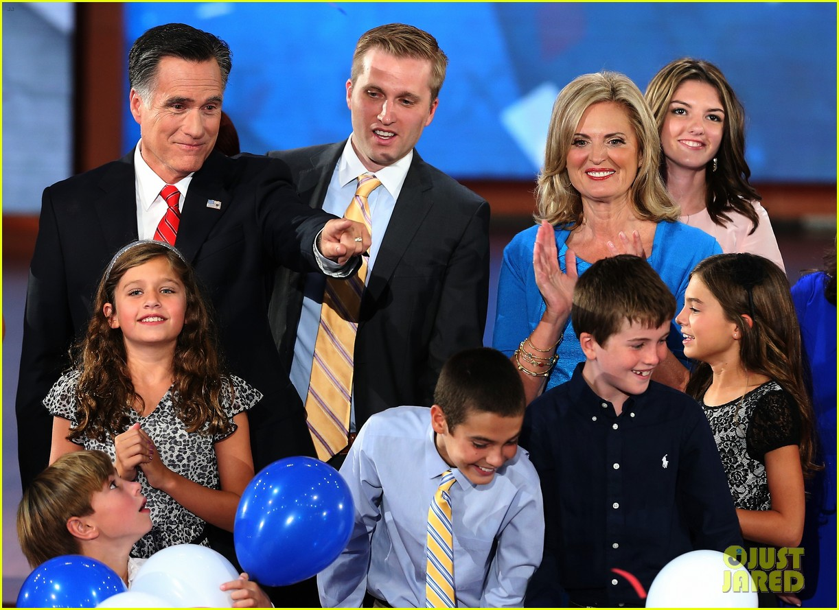 mitt romney republican national convention speech watch now 12