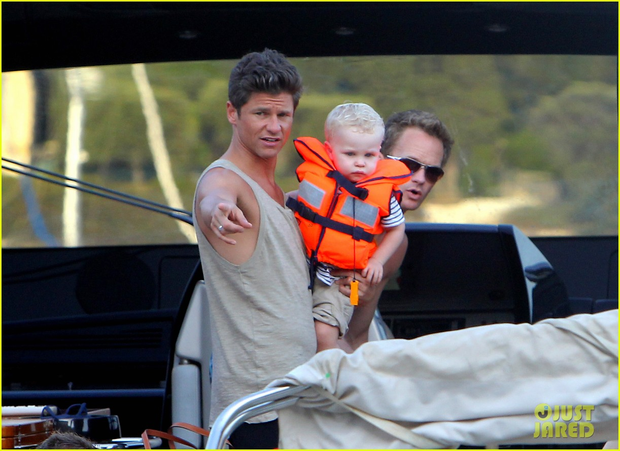 neil patrick harris saint tropez with the family 18