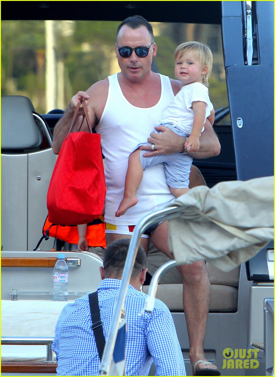 neil patrick harris saint tropez with the family 20