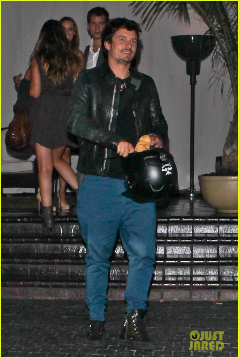 orlando bloom chateau marmont guy 012703185