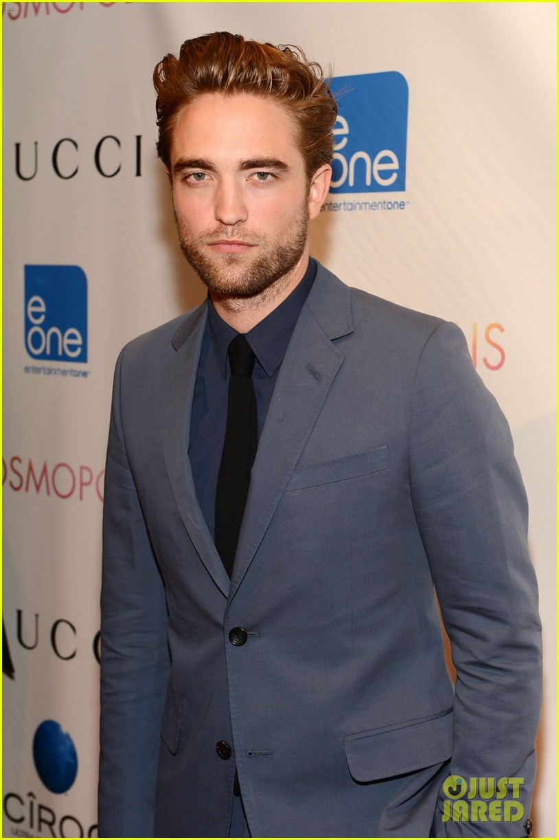 robert pattinson cosmopolis premiere first pics 14