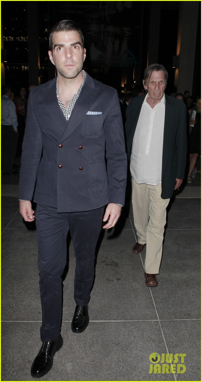 zachary quinto jesse tyler ferguson red opening night 12