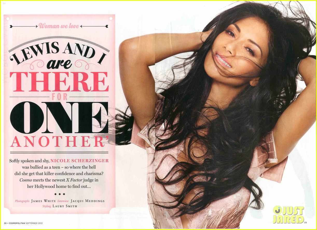 nicole scherzinger cosmopolitan uk september 2012 01