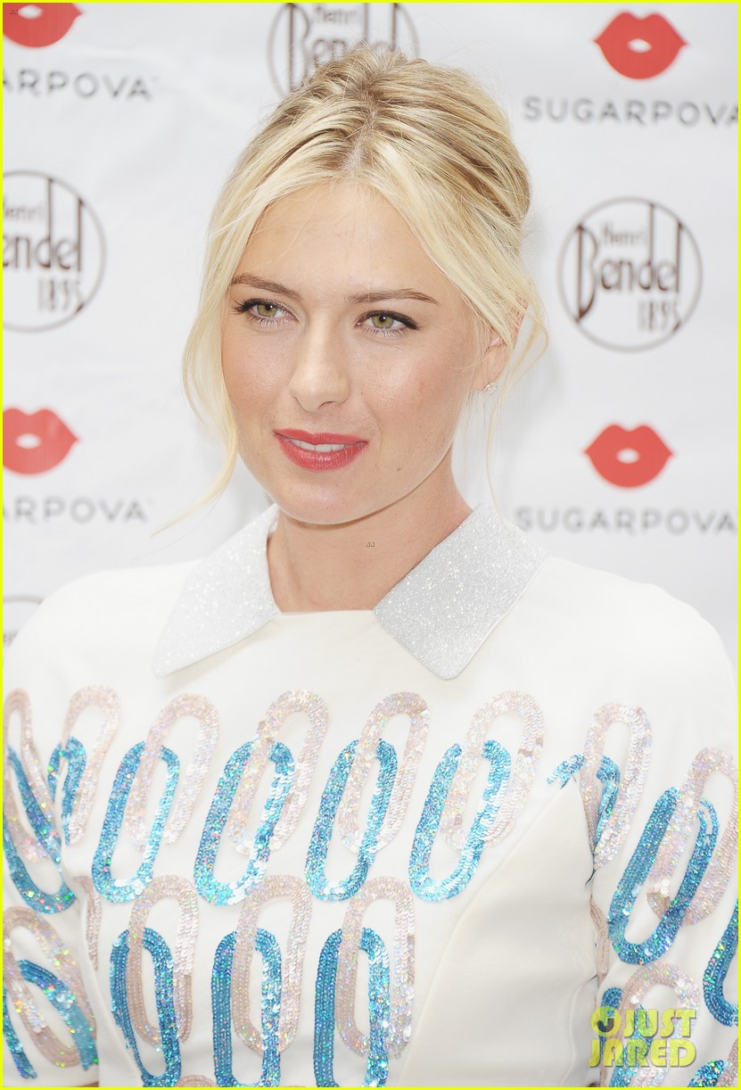 maria sharapova sugarpova launch hamptons mag cover 10