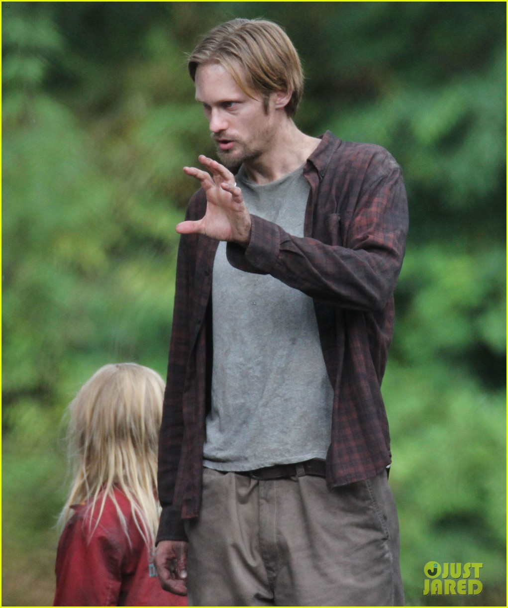 alexander skarsgard hidden set with body double 212710972