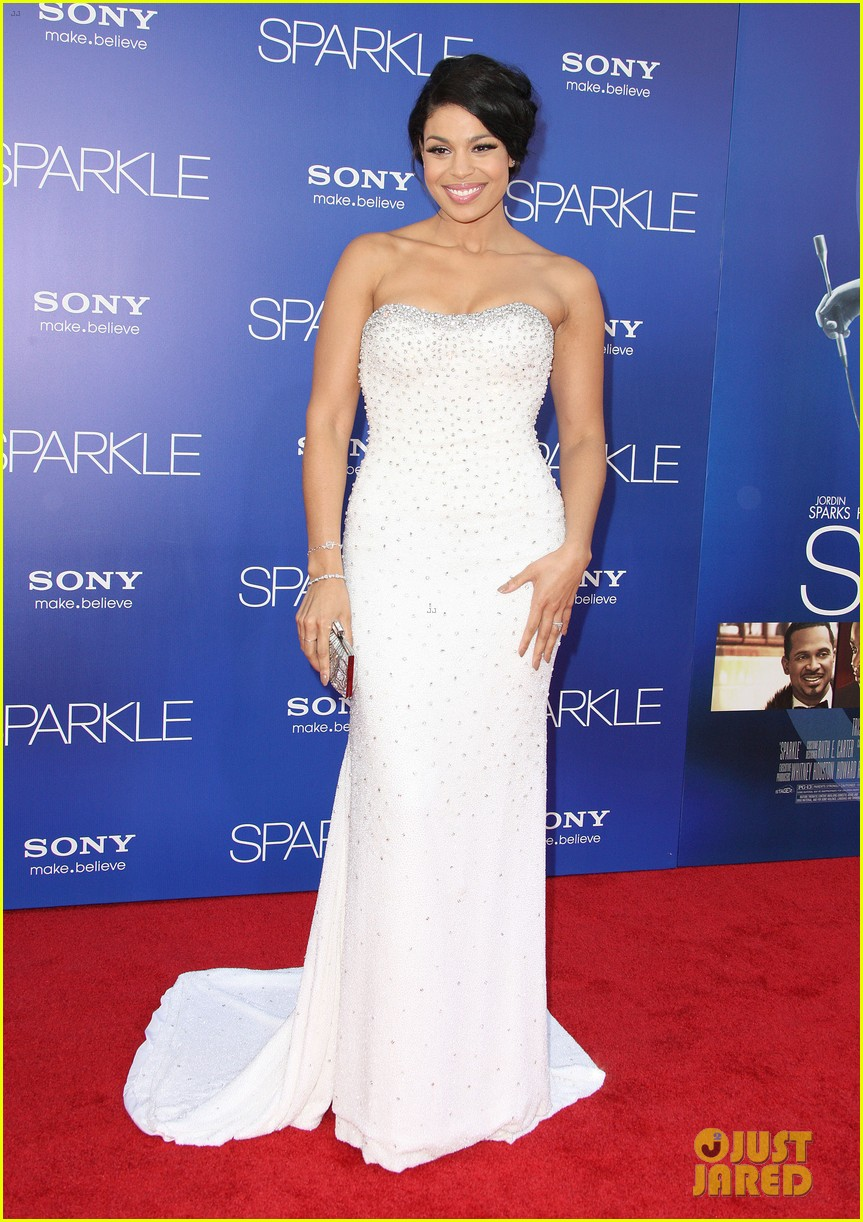 jordin sparks sparkle premiere with bobbi kristina brown 01