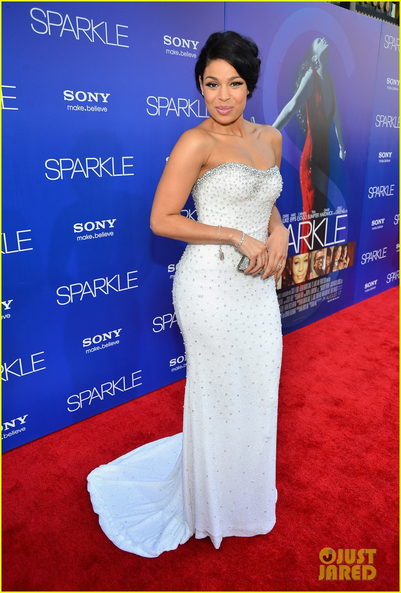 jordin sparks sparkle premiere with bobbi kristina brown 322703552