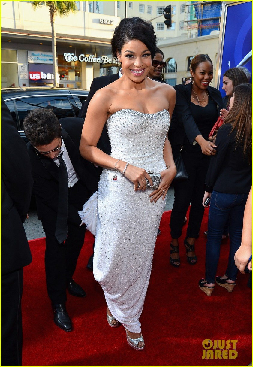jordin sparks sparkle premiere with bobbi kristina brown 34