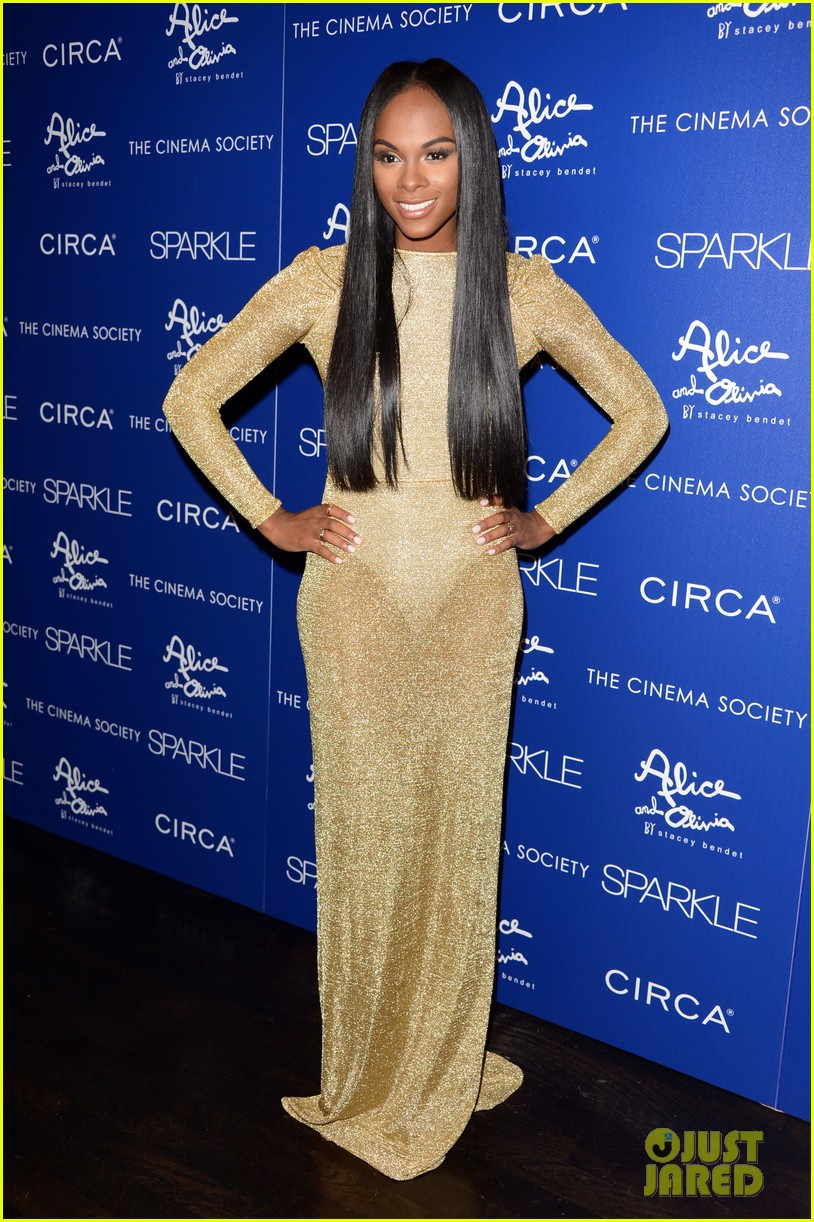 jordin sparks sparkle premiere 03