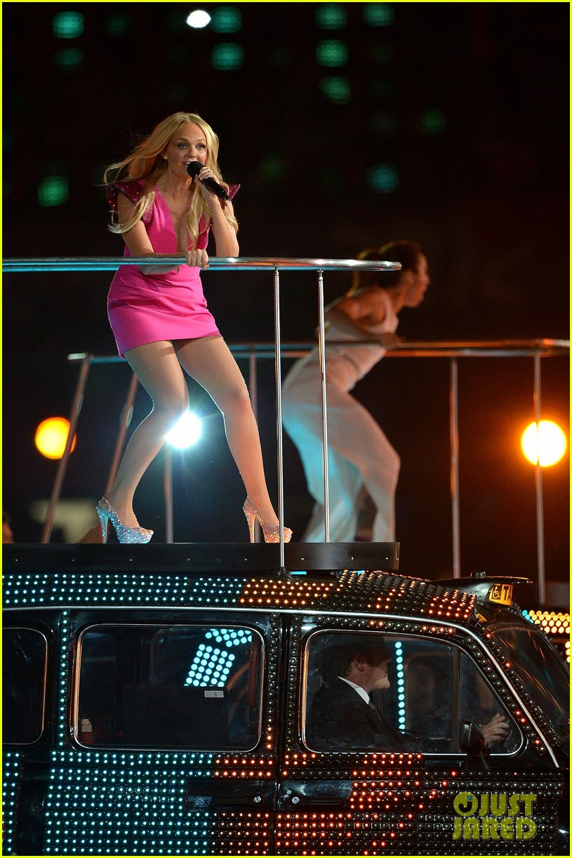spice girls olympic closing ceremony 15