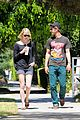 emma stone andrew garfield burgers and books 08