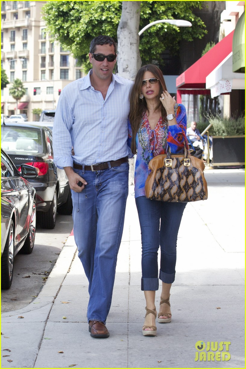 sofia vergara shopping nick loeb 01