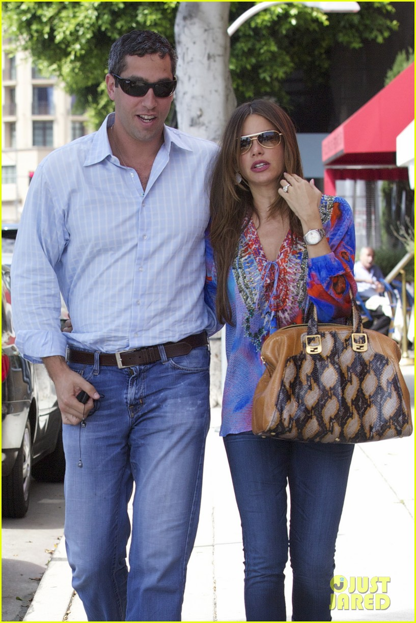 sofia vergara shopping nick loeb 02