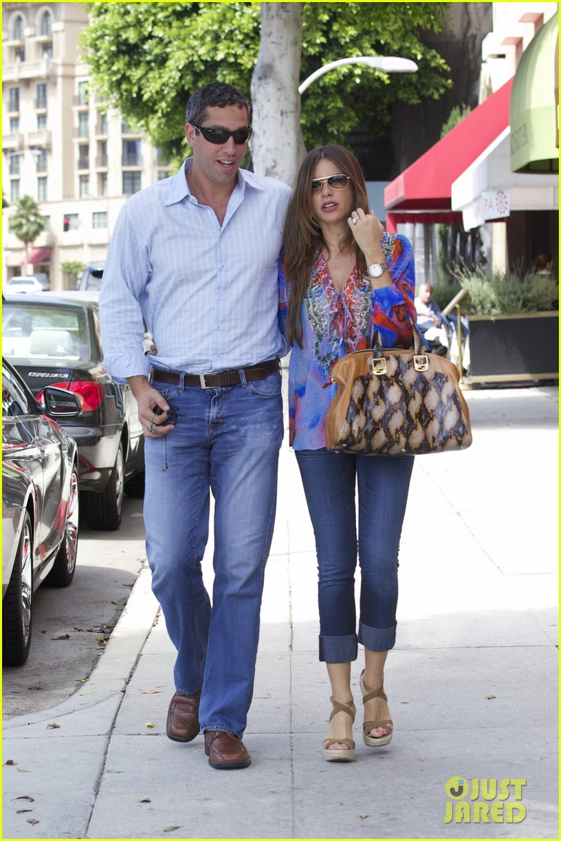 sofia vergara shopping nick loeb 032706722