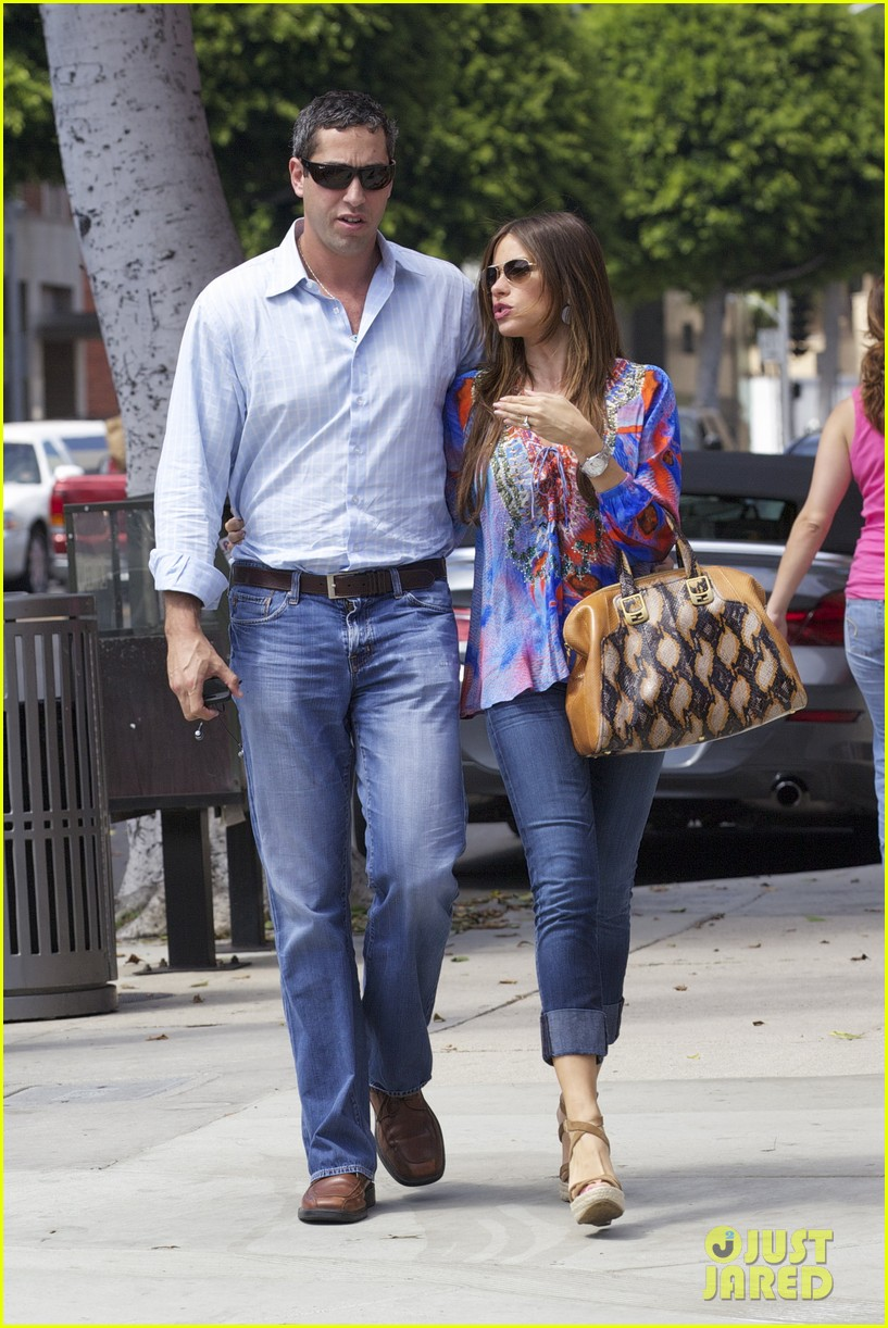 sofia vergara shopping nick loeb 05