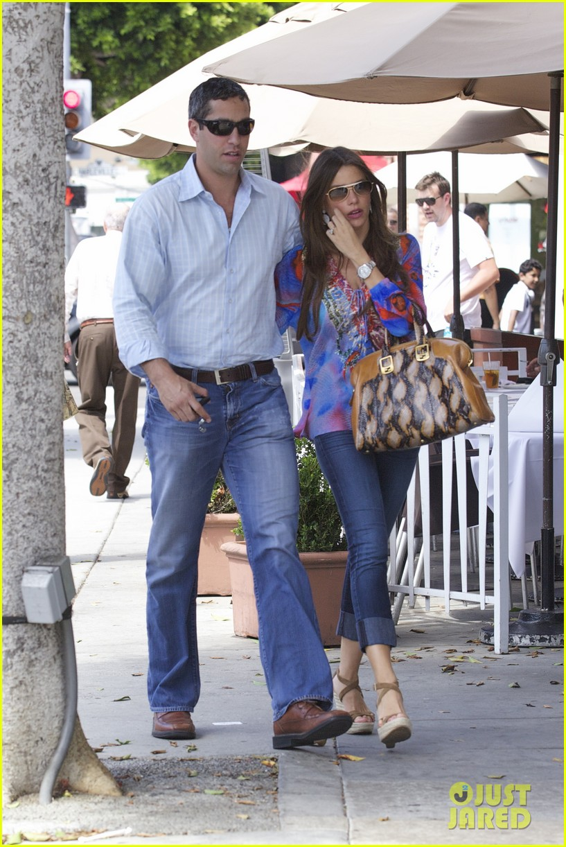 sofia vergara shopping nick loeb 11