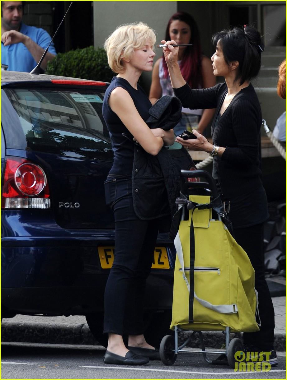 naomi watts continues filming diana 11
