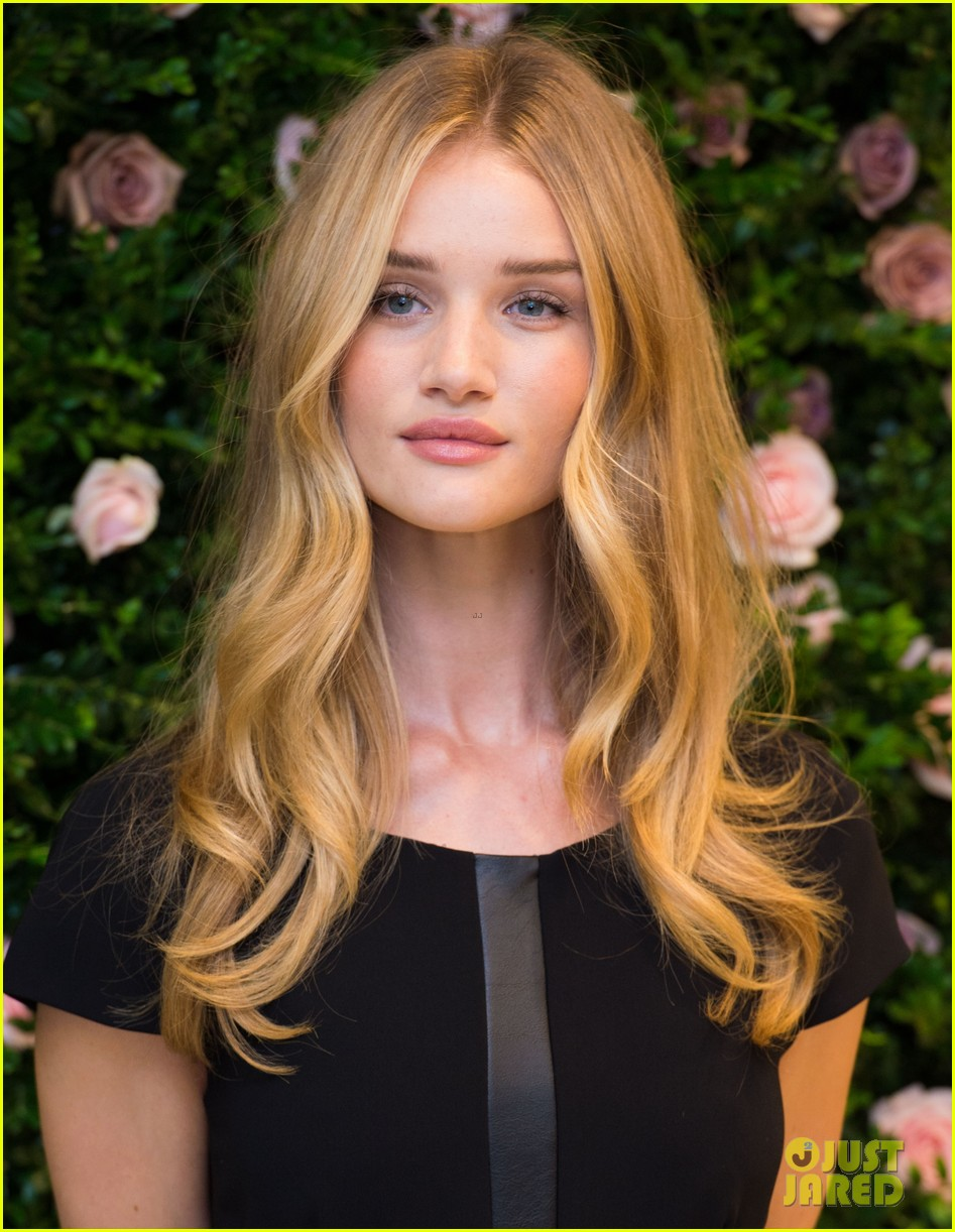 Rosie Huntington-Whiteley: 'Rosie for Autograph' Launch! | Rosie ...