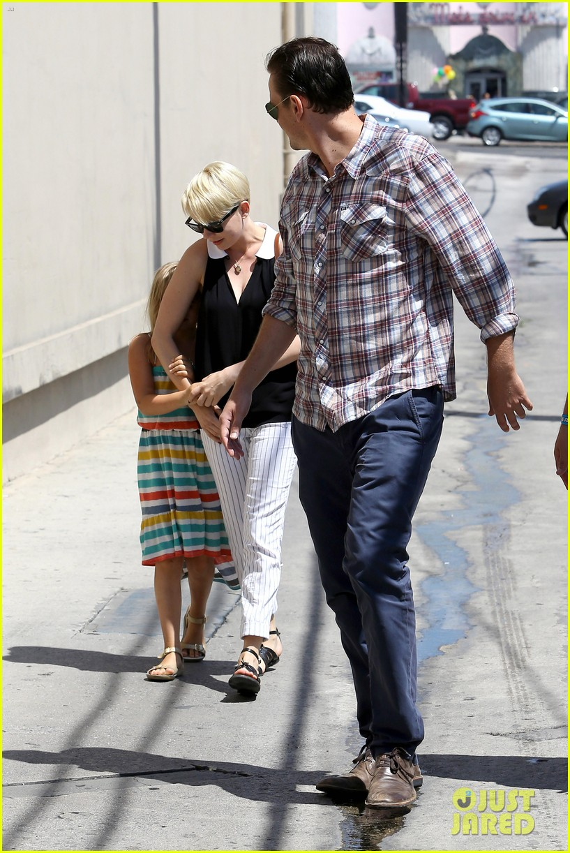 michelle williams jason segel afternoon with matilda 08