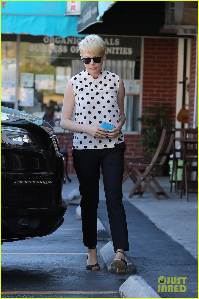 michelle williams jason segel ice cream with matilda 032709595