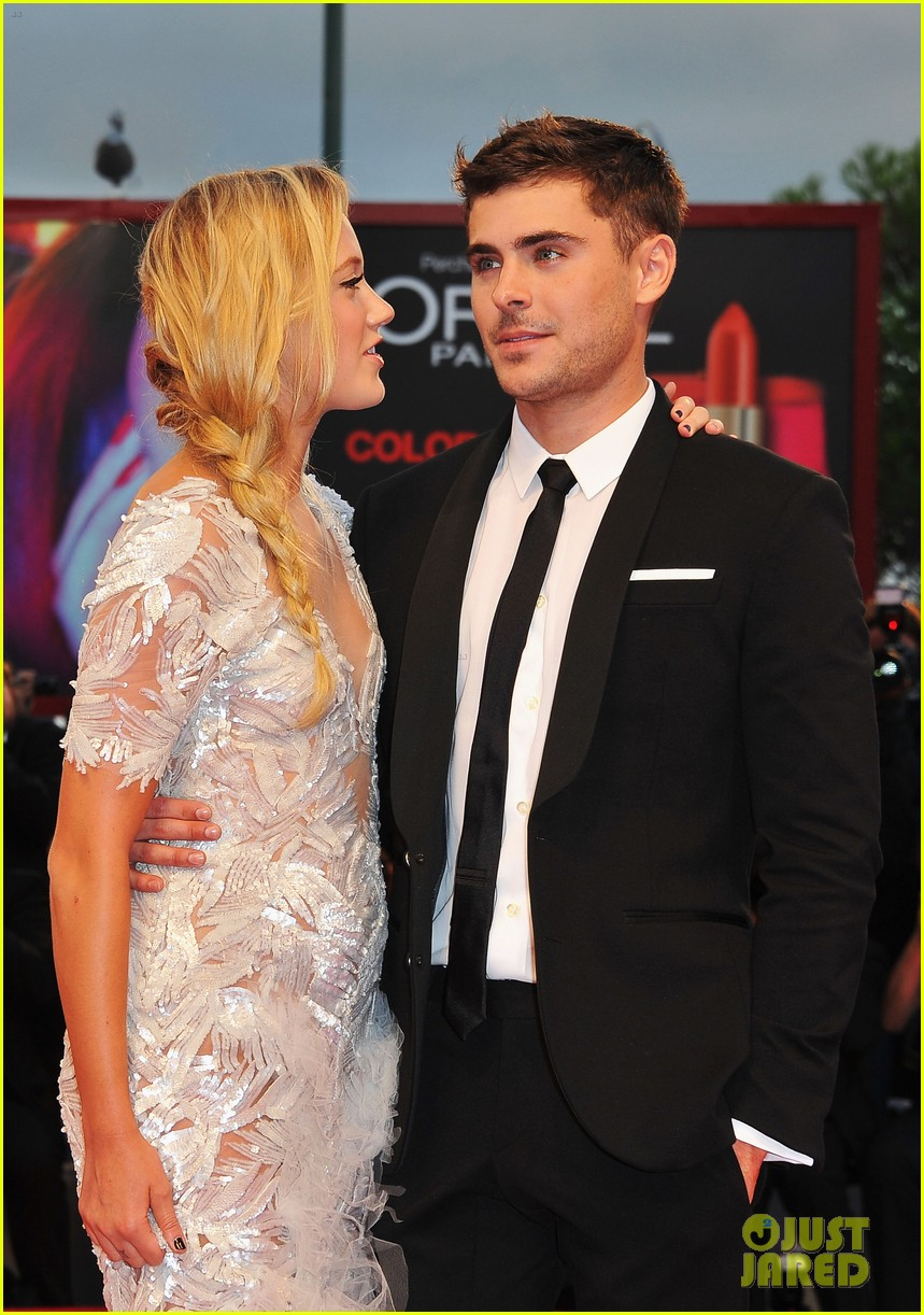 zac efron at any price venice premiere 04
