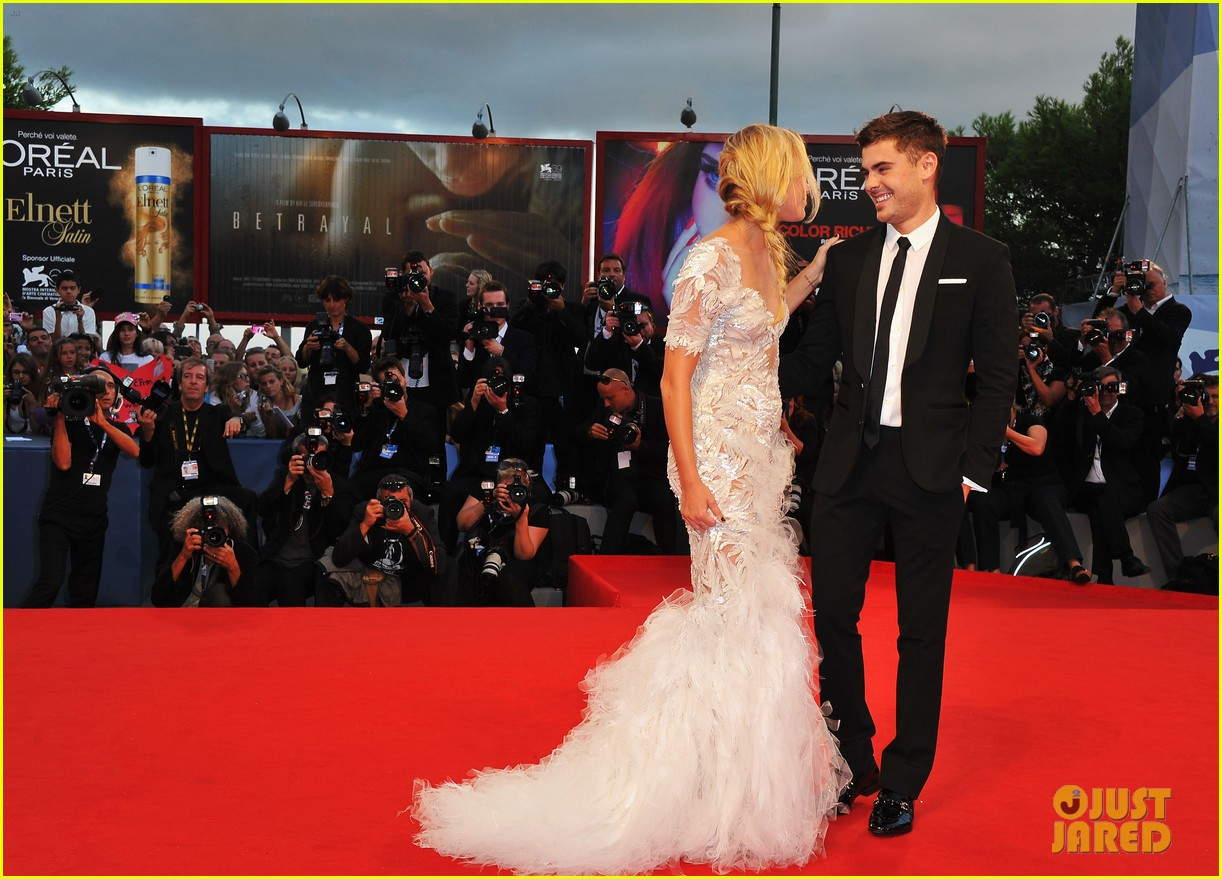 zac efron at any price venice premiere 05