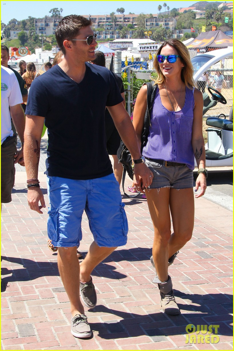 jensen ackles malibu chili cook off with danneel 132713253